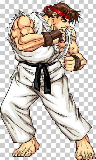 Street Fighter II: The World Warrior Street Fighter III Street Fighter Alpha Ryu PNG
