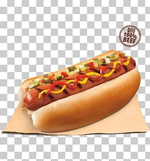 Hot Dog Hamburger Whopper Fast Food Chili Dog PNG