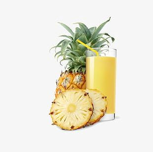 Pineapple Juice PNG
