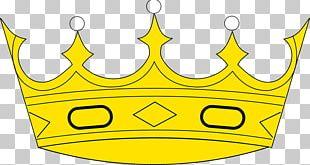 Crown King Princess Monarch PNG