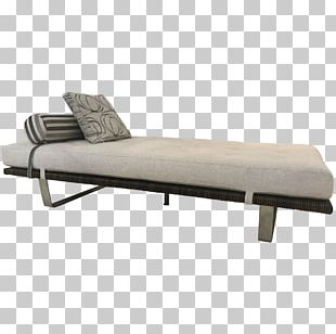 Chaise Longue Sofa Bed Couch Sunlounger Bed Frame PNG