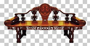 Furniture Couch Rosewood Chair PNG