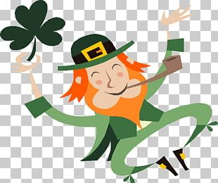 Saint Patricks Day Leprechaun Traps March 17 PNG