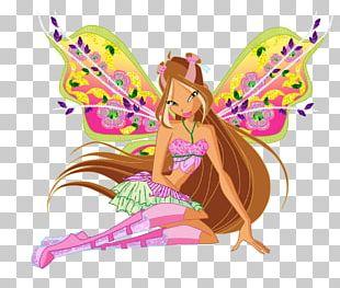 Flora Tecna Bloom Fairy Musa PNG