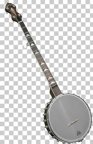 Banjo Guitar Banjo Uke Musical Tone String PNG