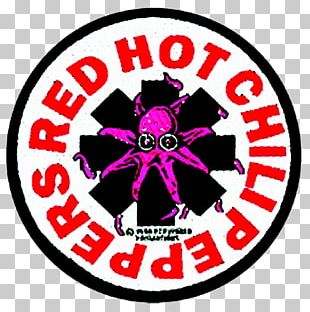 Red Hot Chili Peppers Logo Chili Con Carne Embroidered Patch Iron-on PNG