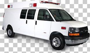 2018 Chevrolet Express General Motors Van Car PNG
