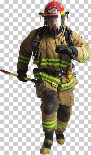 Firefighter's Combat Challenge Fire Engine Bunker Gear PNG