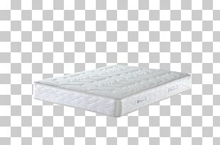 Bed Frame Box-spring Mattress Furniture PNG