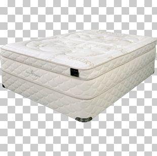 Mattress Box-spring Bed Frame Bedding Talalay Process PNG