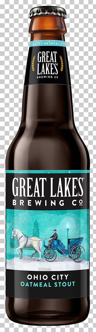 Great Lakes Brewing Company Beer Ale Stout Ohio City PNG