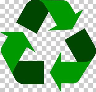 Recycling Symbol Icon PNG