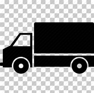 Van Delivery Computer Icons Car Truck PNG
