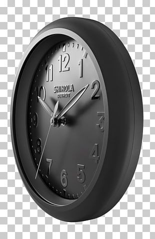 Alarm Clocks Watch Electric Clock Shinola PNG