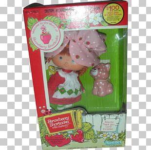 Doll Strawberry Shortcake Christmas Ornament Fragaria PNG