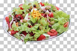 Israeli Salad Waldorf Salad Fattoush Caesar Salad Vegetarian Cuisine PNG