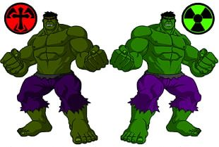 Hulk Iron Man Cartoon Drawing Animation PNG