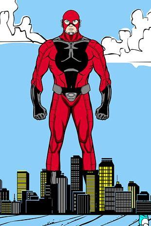 Hank Pym Iron Man Wasp Clint Barton Ant-Man PNG