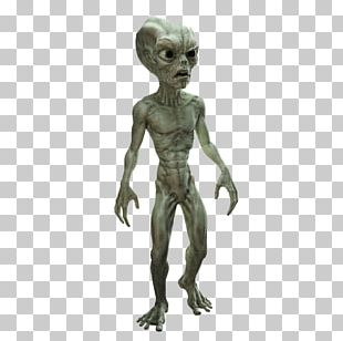 Alien Walking PNG