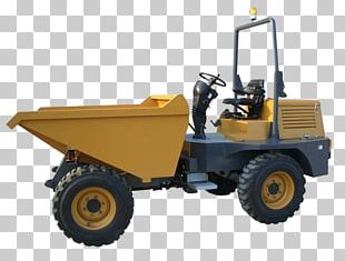 Heavy Machinery Car Dumper Dump Truck Architectural Engineering PNG