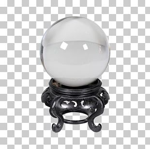 Crystal Ball Sphere PNG