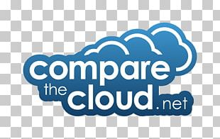 Logo Cloud Computing Brand Font Software As A Service PNG