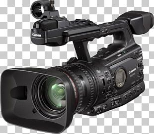 Video Cameras MPEG-2 Canon Professional Video Camera PNG