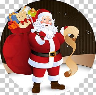 Christmas Santa Claus Christmas Santa Claus Christmas Tree PNG