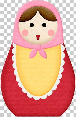 Strawberry Shortcake Matryoshka Doll Paper Doll Child PNG