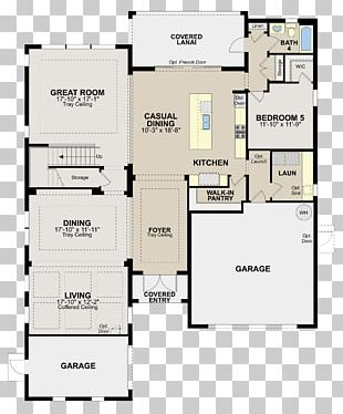 Floor Plan WCI At Bridgewater At Viera By Lennar Lennar Corporation House Room PNG