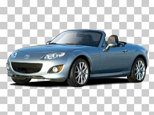 Mazda MX-5 Sports Car Mercedes-Benz SLK-Class PNG