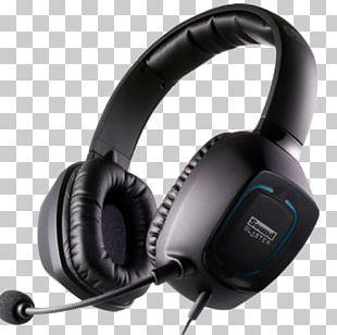 Microphone Headphones Creative Sound Blaster Tactic3D Alpha PNG