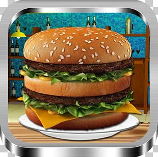 Cheeseburger McDonald's Big Mac Whopper Fast Food Buffalo Burger PNG