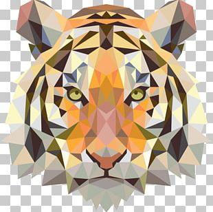 Tiger Drawing Art Painting PNG