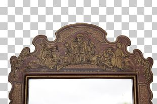 Wood Stain Antique Wood Carving PNG