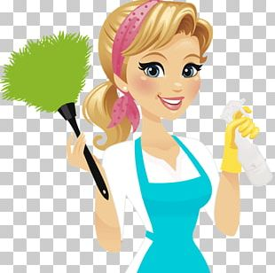 Cleaner Maid Service Cleaning Housekeeper PNG