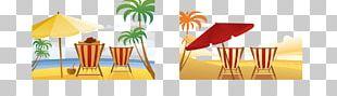Graphic Design Beach Umbrella PNG