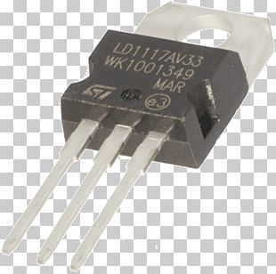Voltage Regulator Linear Regulator Low-dropout Regulator TO-220 Electric Potential Difference PNG