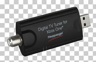 TV Tuner Cards & Adapters Xbox One Terrestrial Television PNG