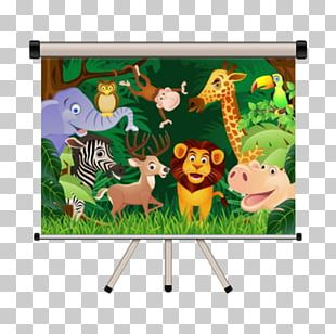 Cartoon Animation Drawing PNG