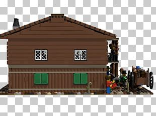 House Lego Ideas Lego Minifigure Customer Service PNG