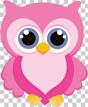 Owl Diaper Cake Baby Shower Centrepiece PNG