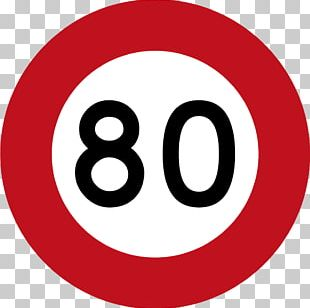 Road Signs In New Zealand Kilometer Per Hour Traffic Sign PNG