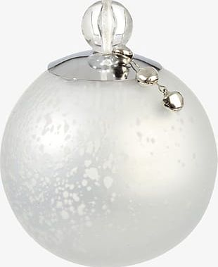 White Christmas Ball PNG
