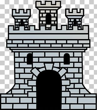 Castle Drawing PNG