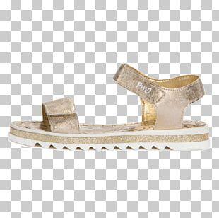 Shoe Sandal Beige Walking PNG