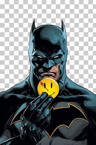 Batman/Flash: The Button Deluxe Edition Batcave Doctor Manhattan PNG