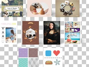 Collage Photomontage PNG