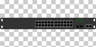 Network Switch Computer Network Ethernet Local Area Network Computer Icons PNG
