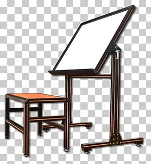 Table Drawing Board Technical Drawing 80/20 PNG